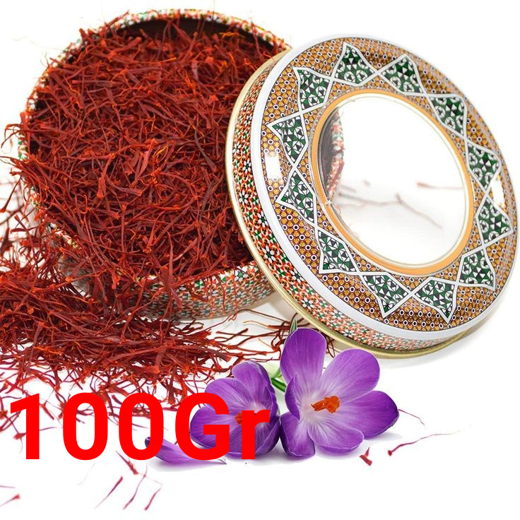 100 gram saffron