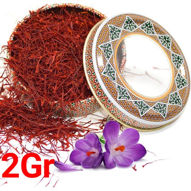2 gram saffron