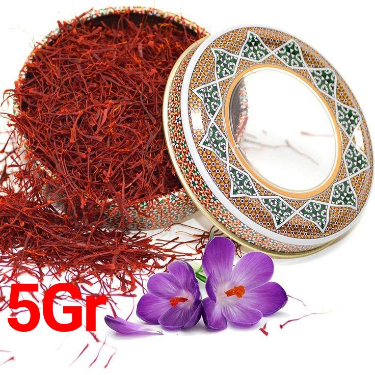 5 gram saffron