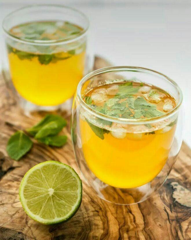 Saffron juice recipe
